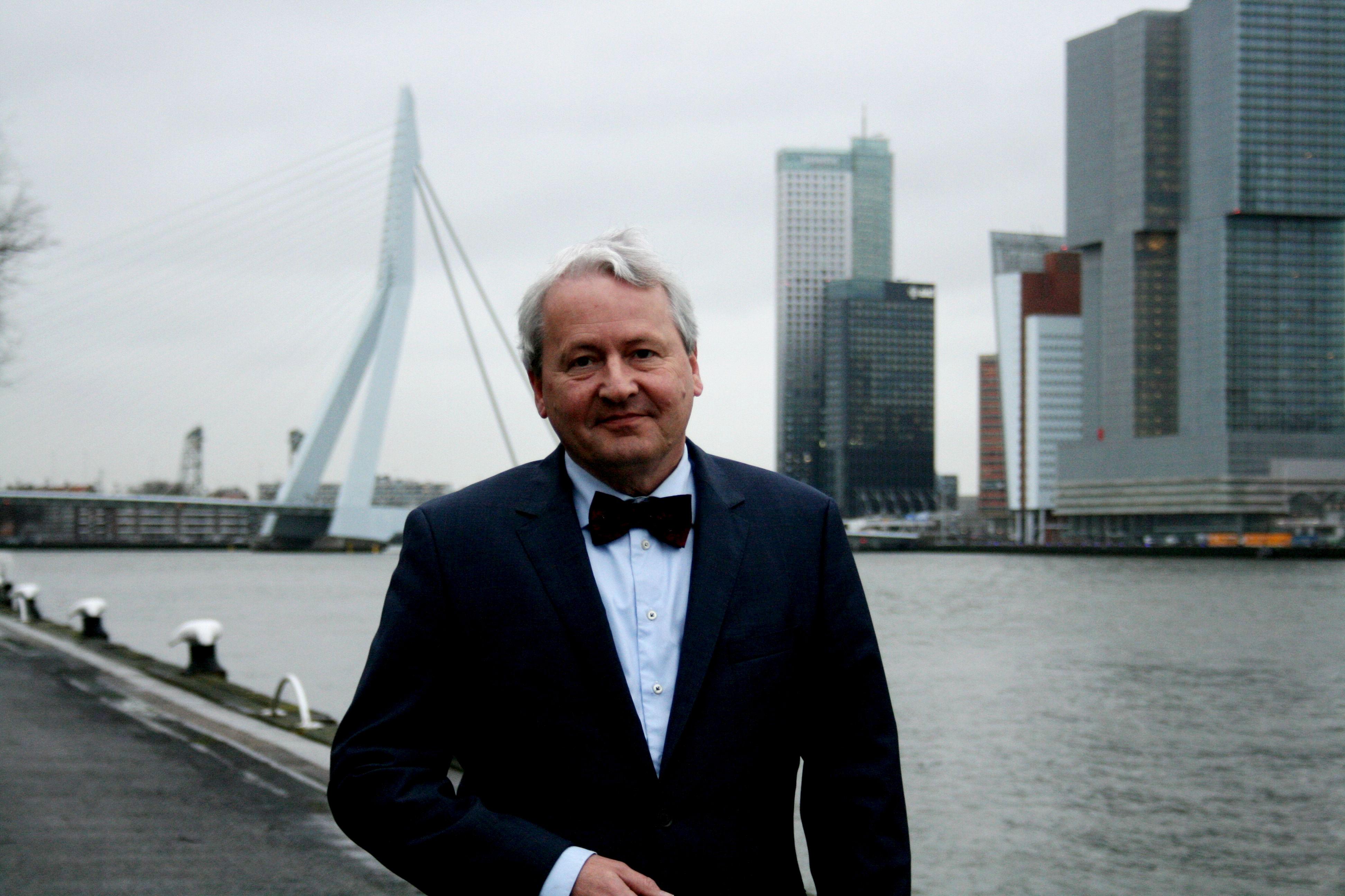 Wilfred Veldstra over leiderschap