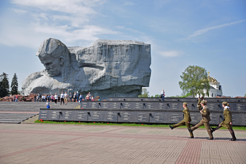 Overwinningsdag in Wit-Rusland
