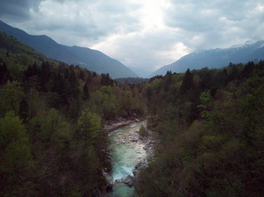 De Bukovica rivier is een erg belangrijke bron van watervoorziening in Savnik en omgeving. Balkan hydro power plant