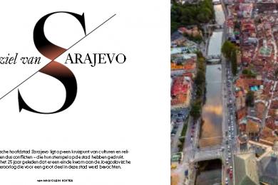 National Geographic Traveler Sarajevo