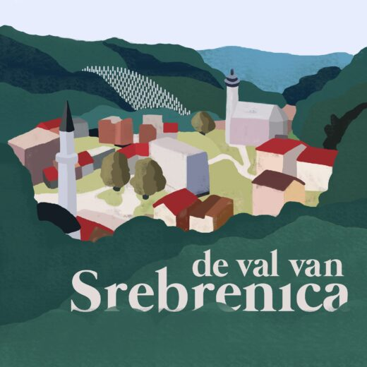 De val van srebrenica podcast